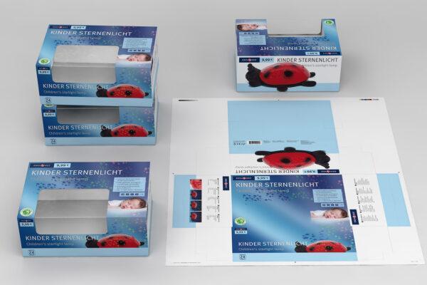 Reinzeichnung –Verpackungen
