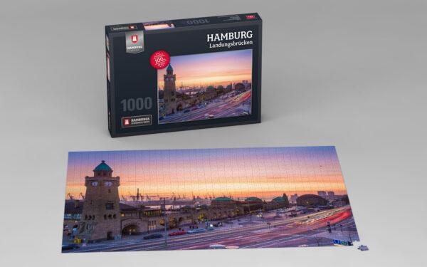 Hamburg Puzzle