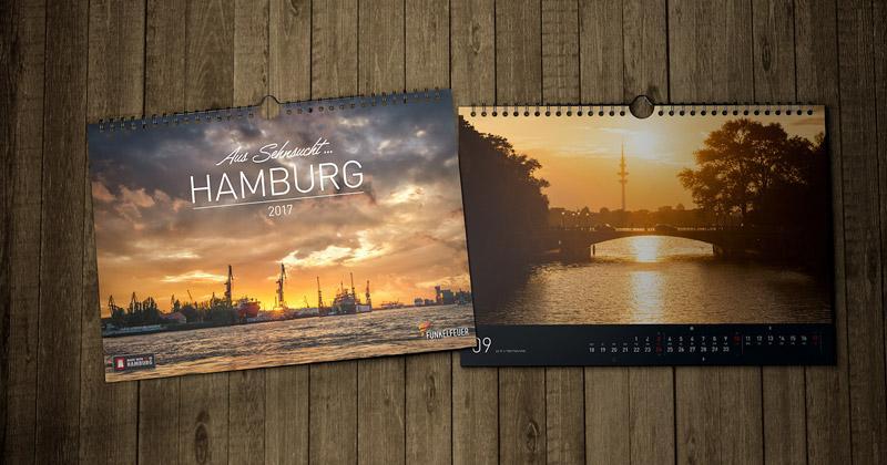 Hamburg Kalender 2017