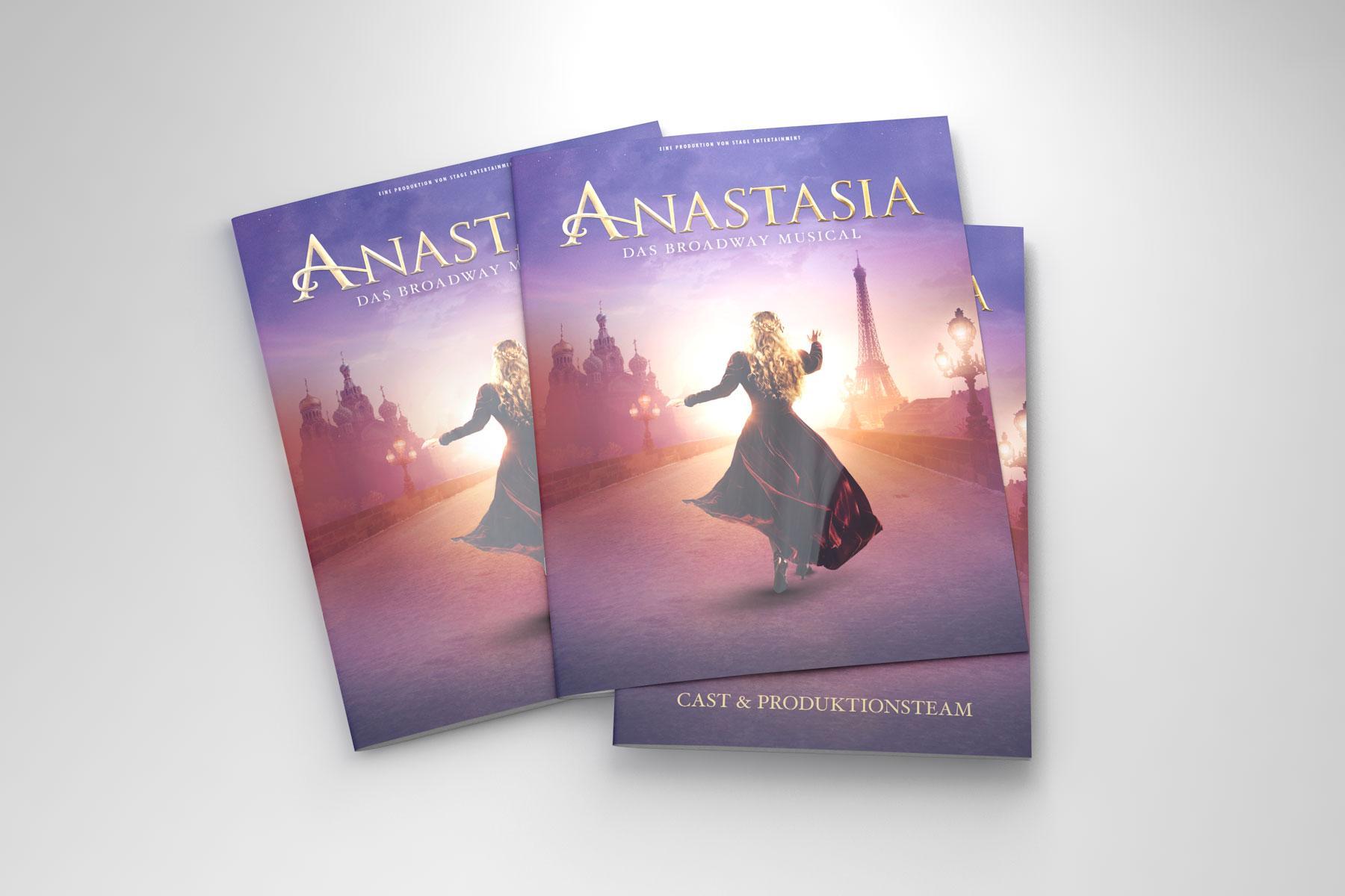 Anastasia Picturebook