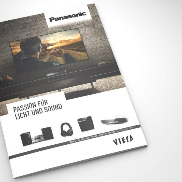 Panasonic Home Entertainment Broschüre