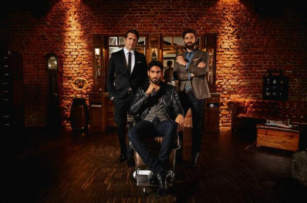 Panasonic Barbershop