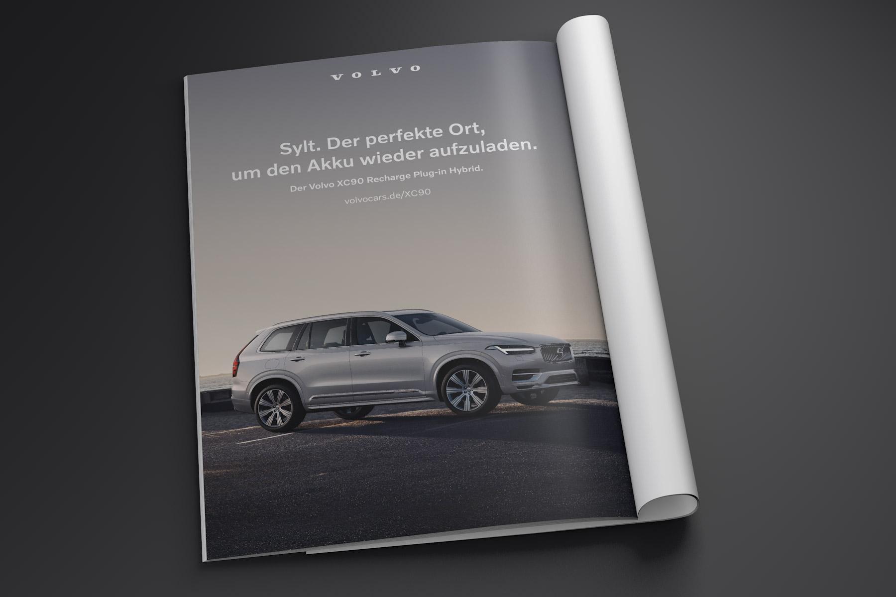 Volvo Anzeigen